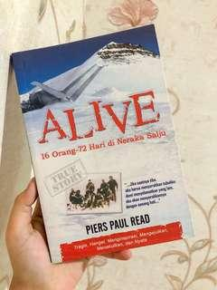 """ALIVE"" True Story (New York Times Bestseller)"