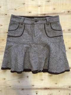Tweet skirt