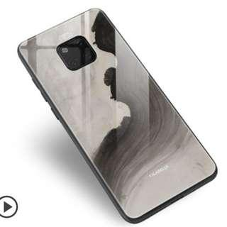 Huawei Mate 20 Pro Tempered Glass Case