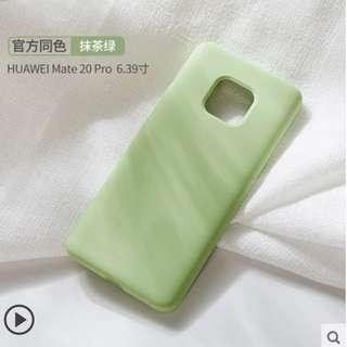 Huawei Mate 20 Pro Lime Green Case