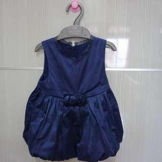 Dress party baby (navy)