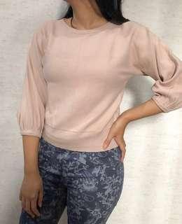 Pink Pastel Top