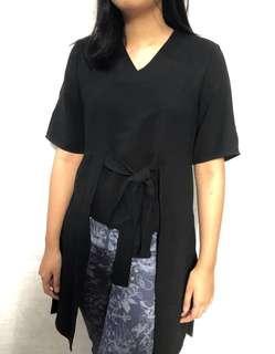 Black Top (Formal Shirt)
