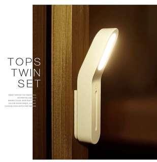 輕便床頭LED夜燈