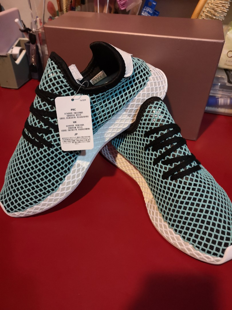 b1be54b26 Adidas Originals Deerupt Runner Parley