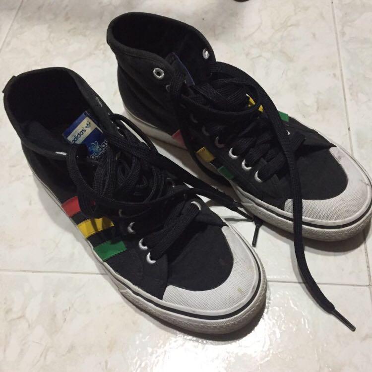 80f20827861e0 Adidas Originals Nizza Hi