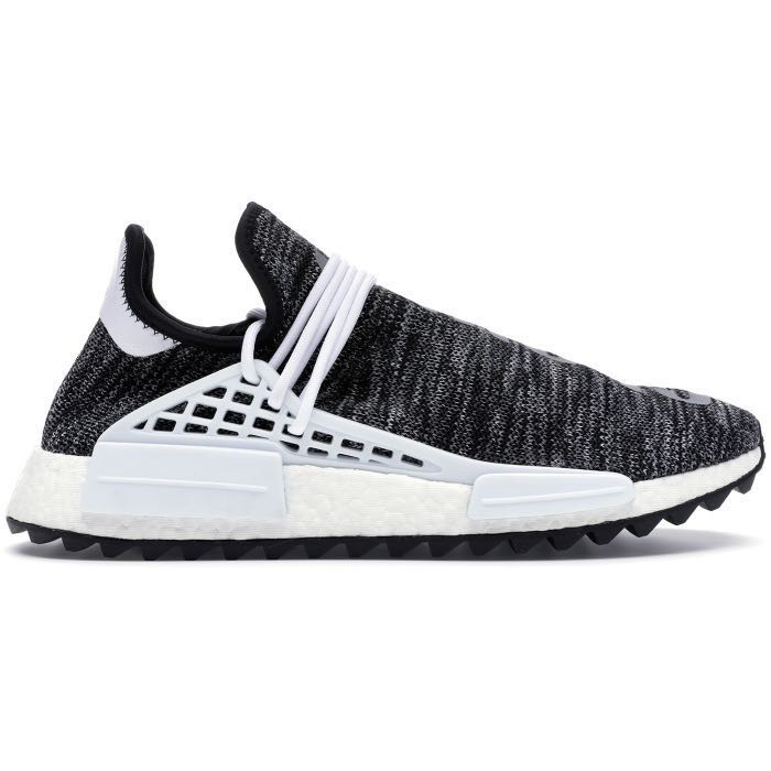 6b7fc402bf9d3 Adidas Pharrell Williams Human Race Oreo NMD