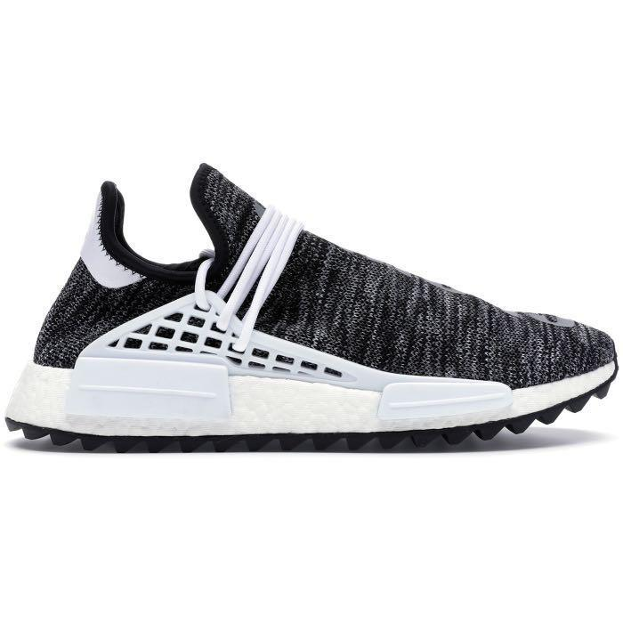 the best attitude bd9e1 e1045 Adidas Pharrell Williams Human Race Oreo NMD, Men's Fashion ...