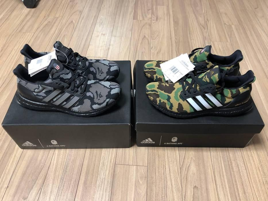 Adidas ultraboost x bape (pre order 2 mingguan )