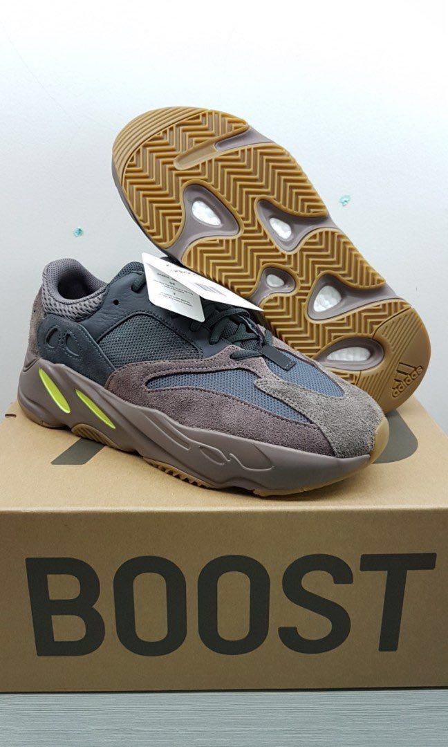 32b8bf930 Adidas Yeezy boost 700 mauve