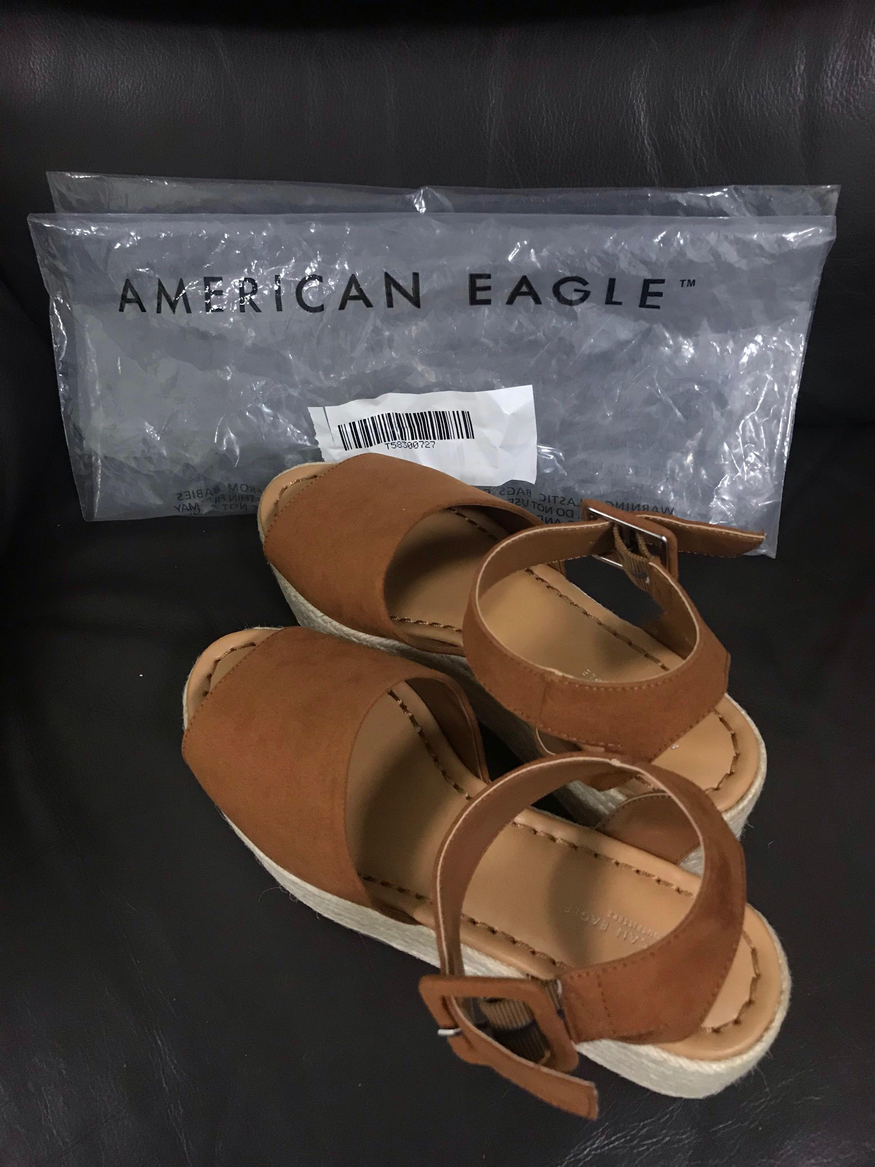 American Eagle Platform Sandals - Brand