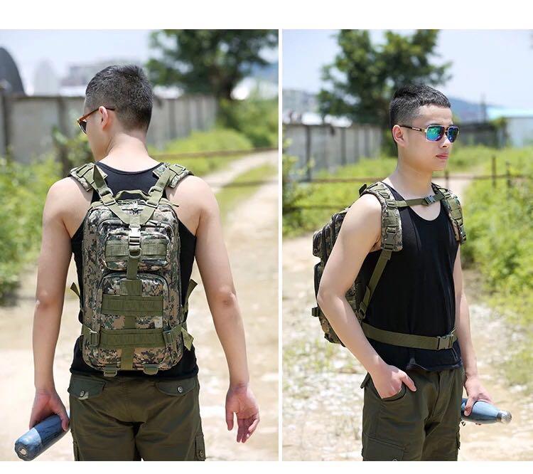 Backpack waterproof mountaineering bag sports outdoor travel