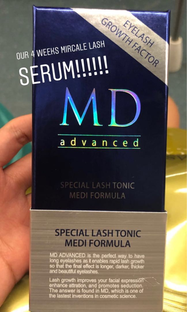 24ae344b674 BL MIRACLE LASH SERUM GROW YOUR LASHES IN 4 WEEKS, Health & Beauty ...