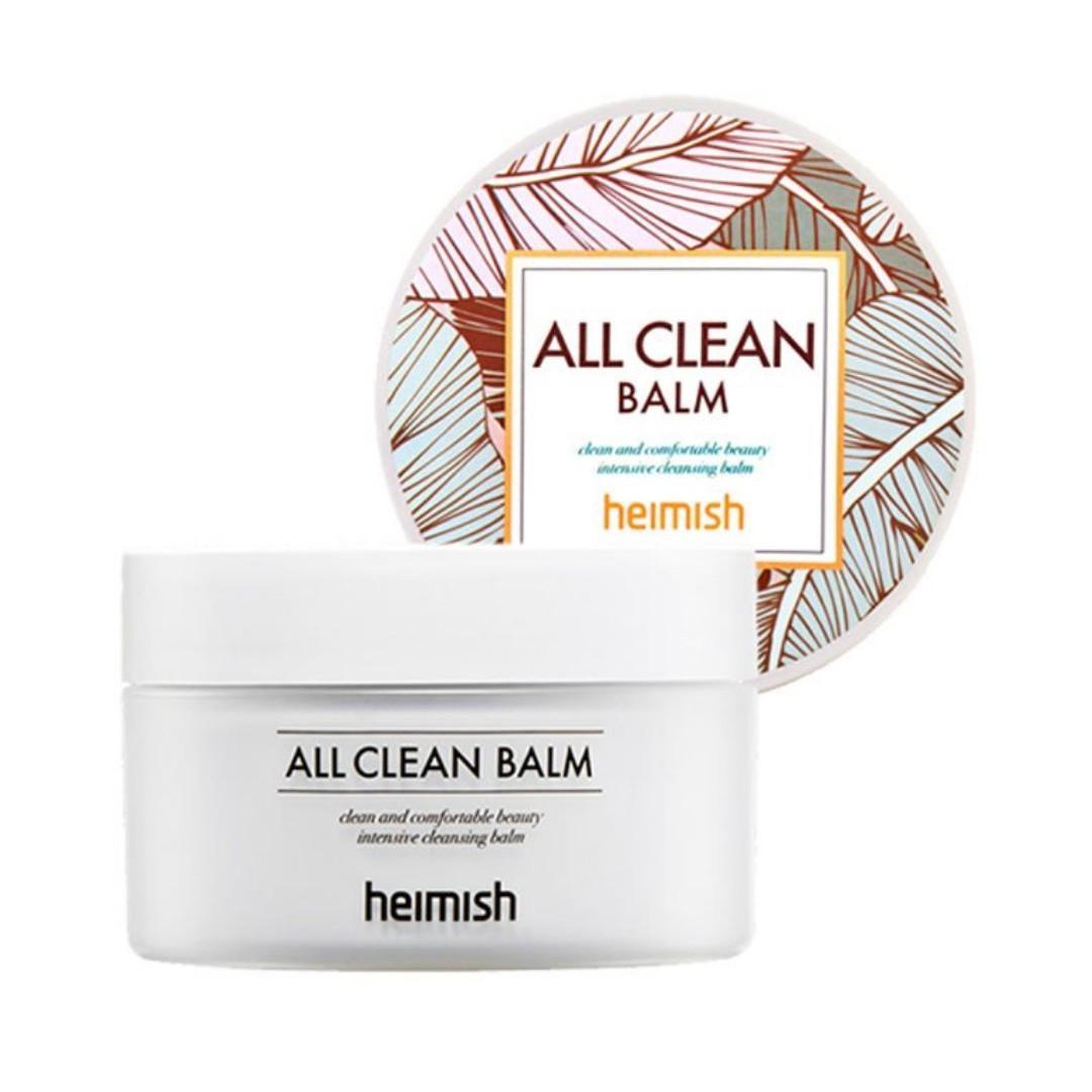 BRAND NEW Heimish All Clean Balm 120ml (R.R.P. $26)