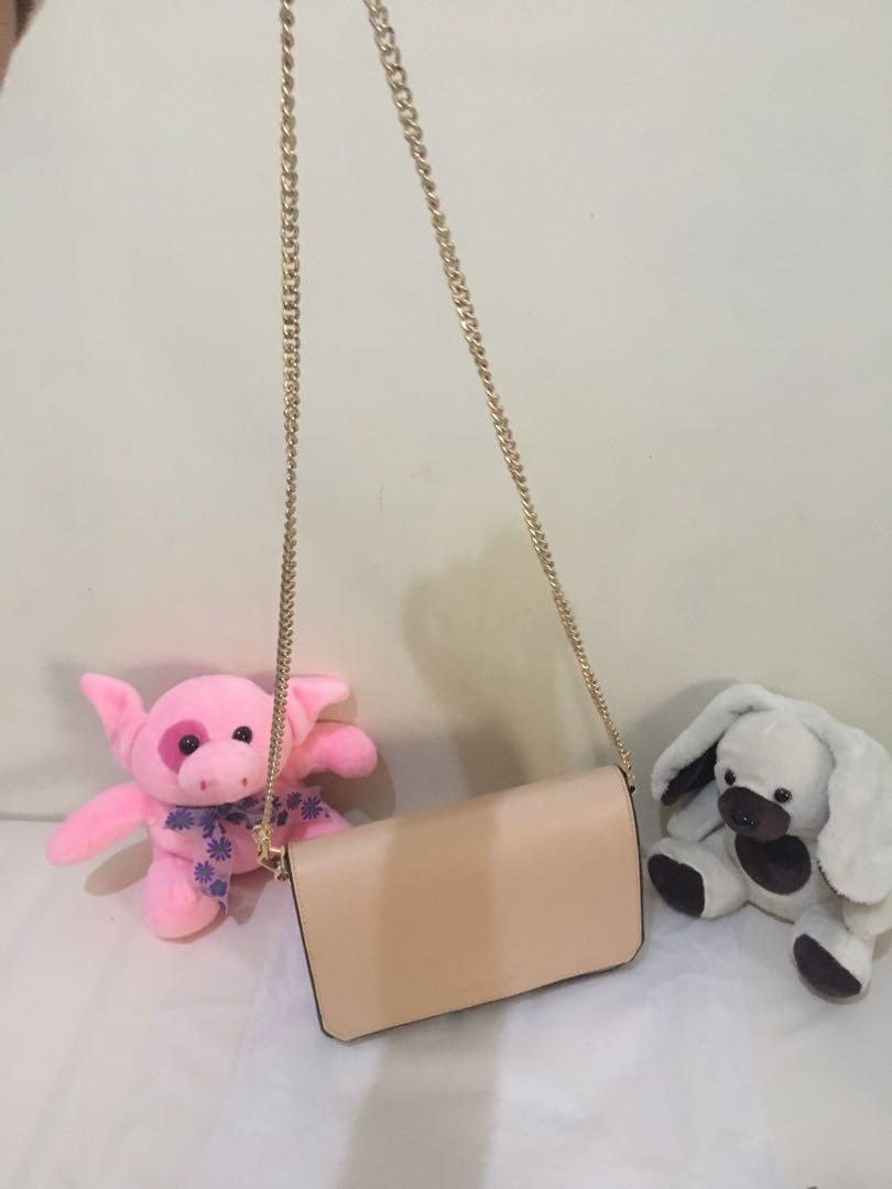 Charles & Keith Chain Double Strap