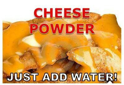 Cheese Powder ALA KFC