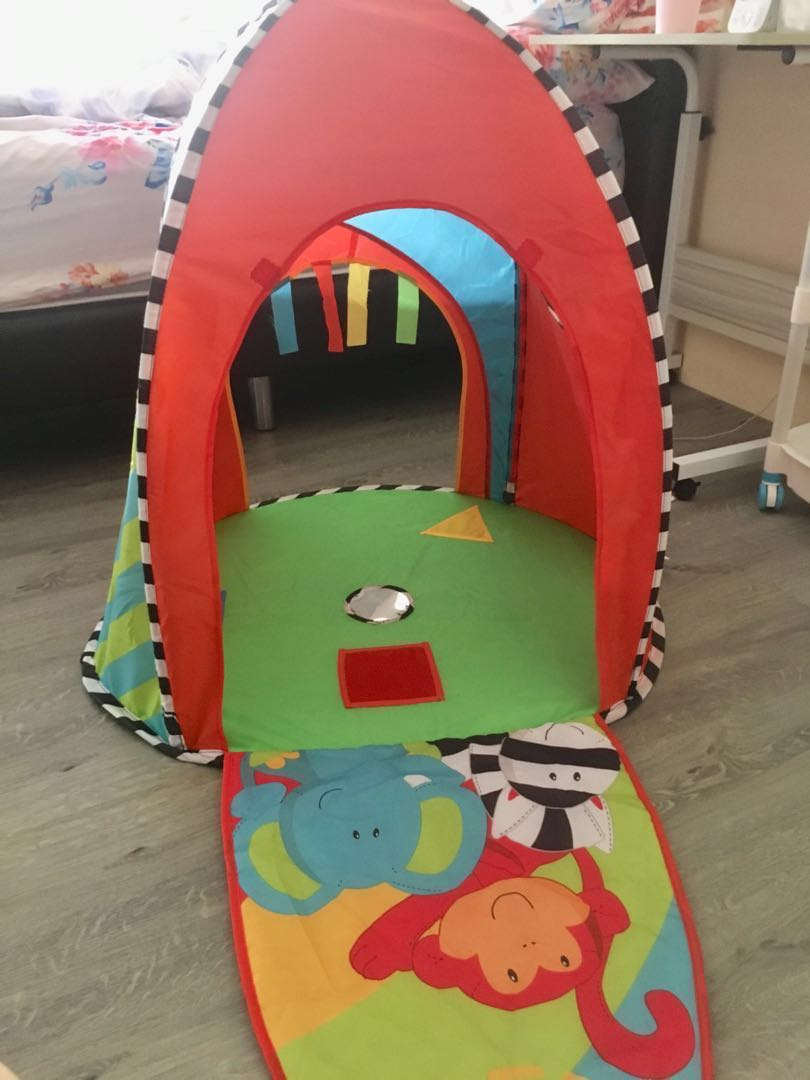 promo code 4e0d7 61810 Play Tent