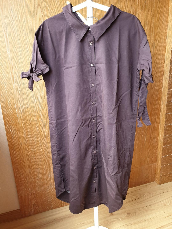 et cetera shirt dress
