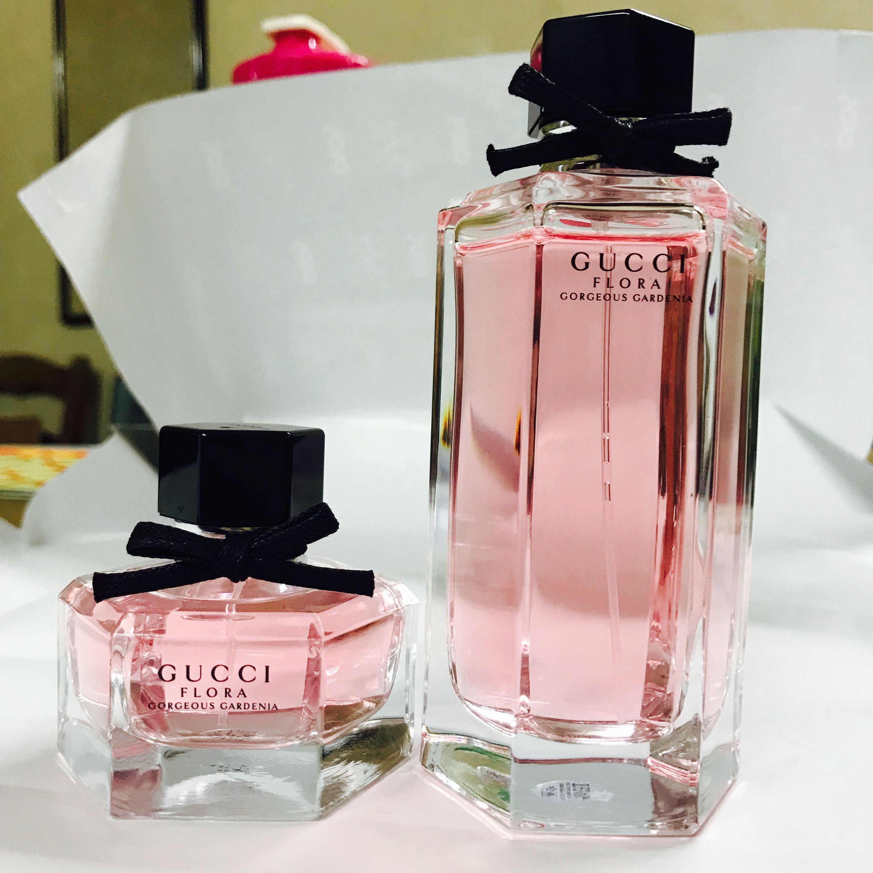 324eeef9922 Free Postage   Gucci Flora Gorgeous Gardenia EDT Perfume 100ml ...