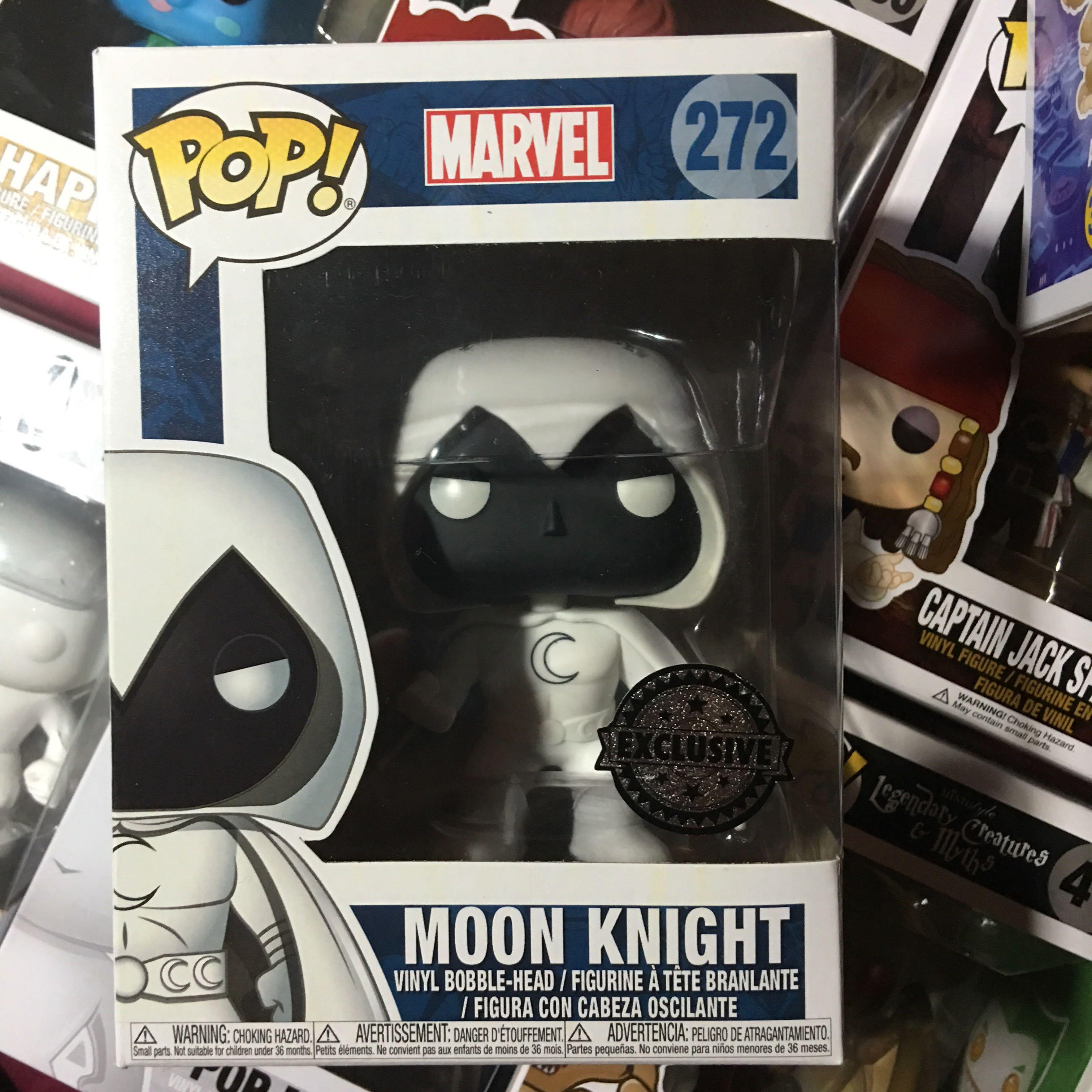 Moon Knight Exclusive Funko Pop