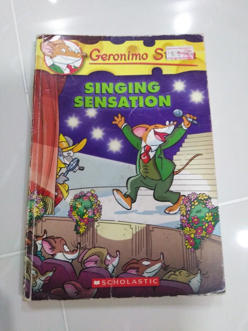 Geronimo Stilton - Singing Sensation