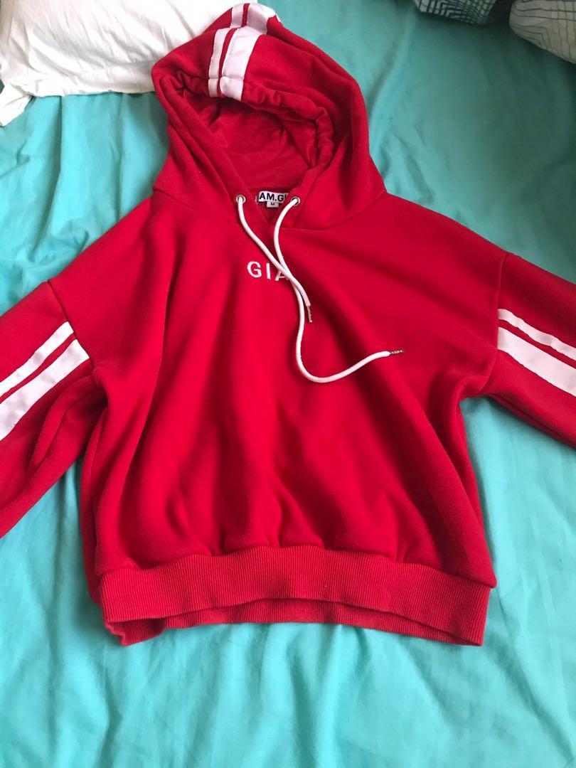 I am gia hoodie