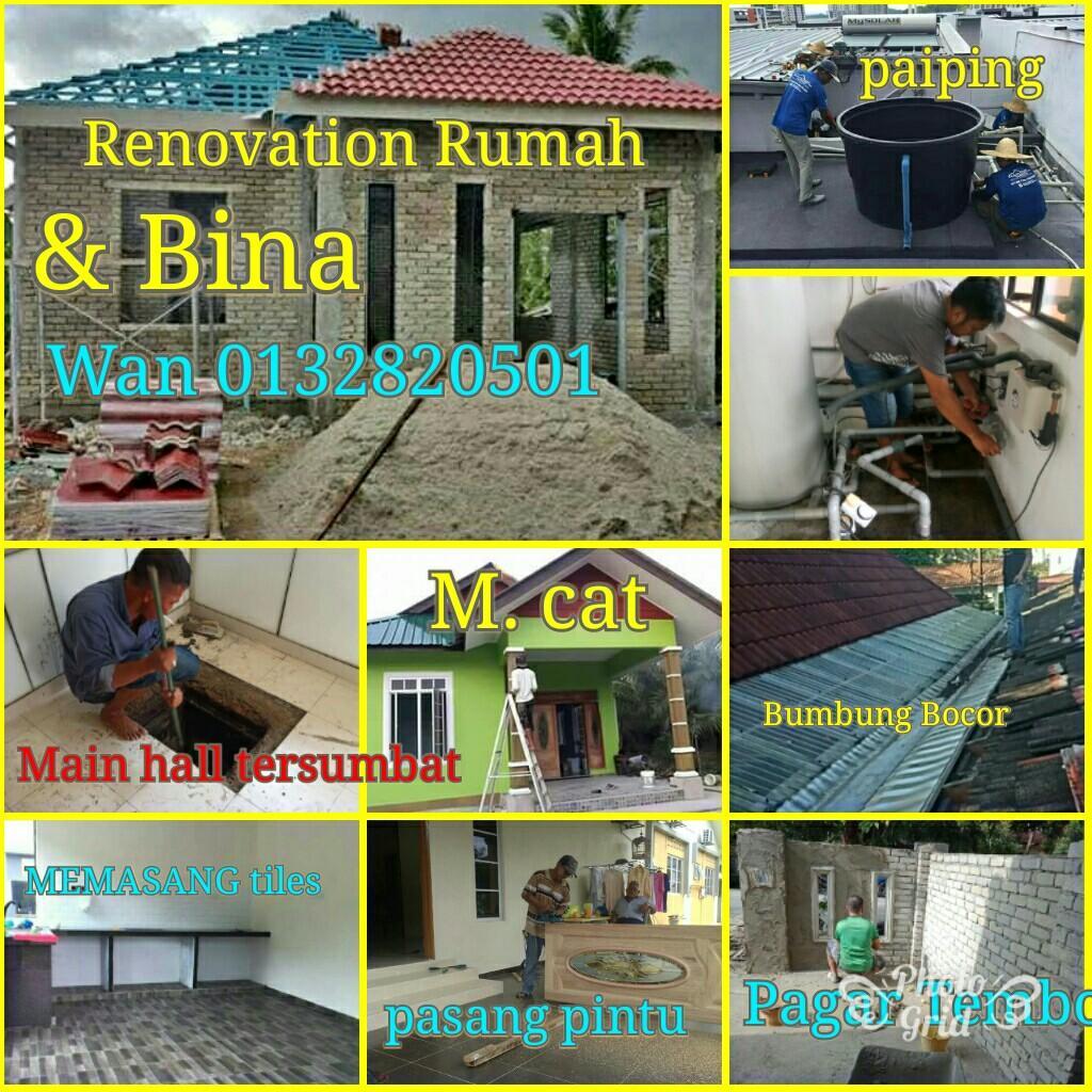 Kajang  01328280501 wan Service Tukang paip dan  Atap bocor
