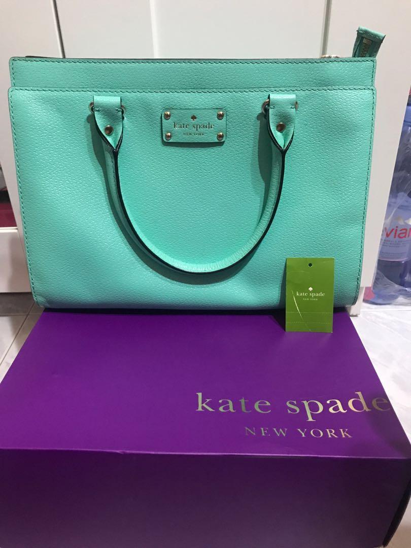 8dc9b05d46d956 Kate Spade Crossbody Bag Durham Wellesley in Freshair, Luxury, Bags ...