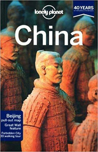 Lonely Planet China 2013