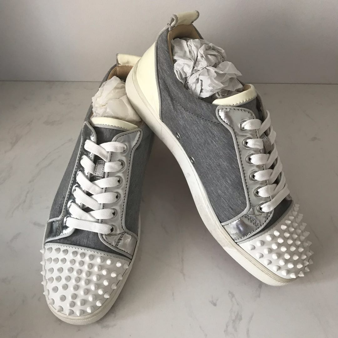 best loved 1505b a6bab Louis Junior Spikes Sneakers