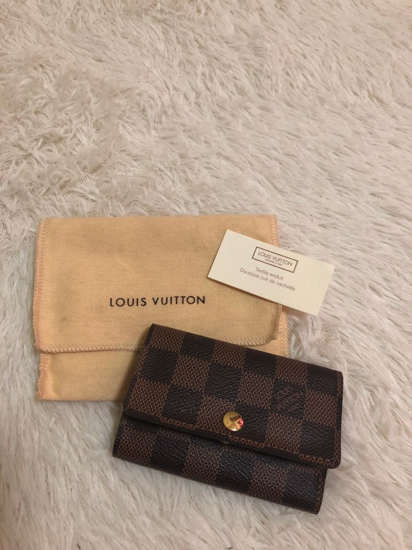 c0bfecd9aae2 Louis vuitton key pouch luxury bags wallets others on carousell jpg  810x1080 Louis vuitton key holder