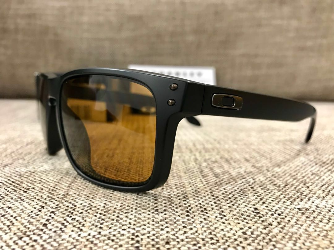 aa39f2c37b Oakley™ HOLBROOK Asian Fit (Matte Black Dark Bronze)