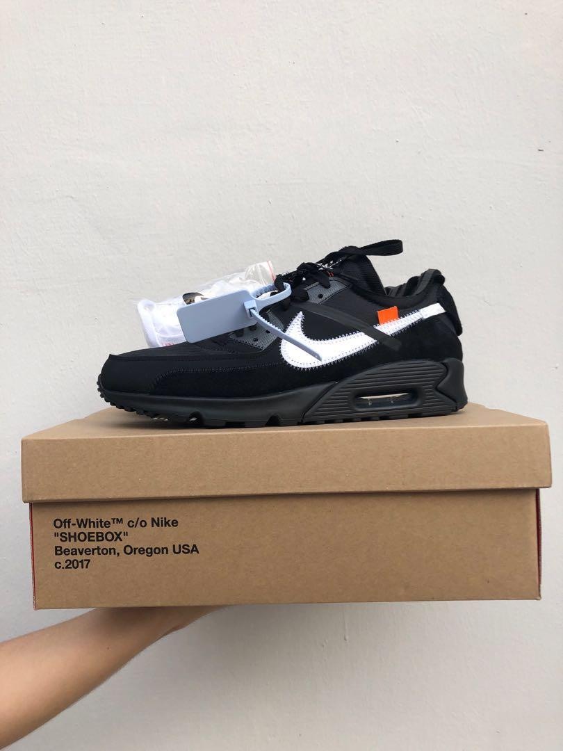 028bdb96476 Off White Nike Air Max 90