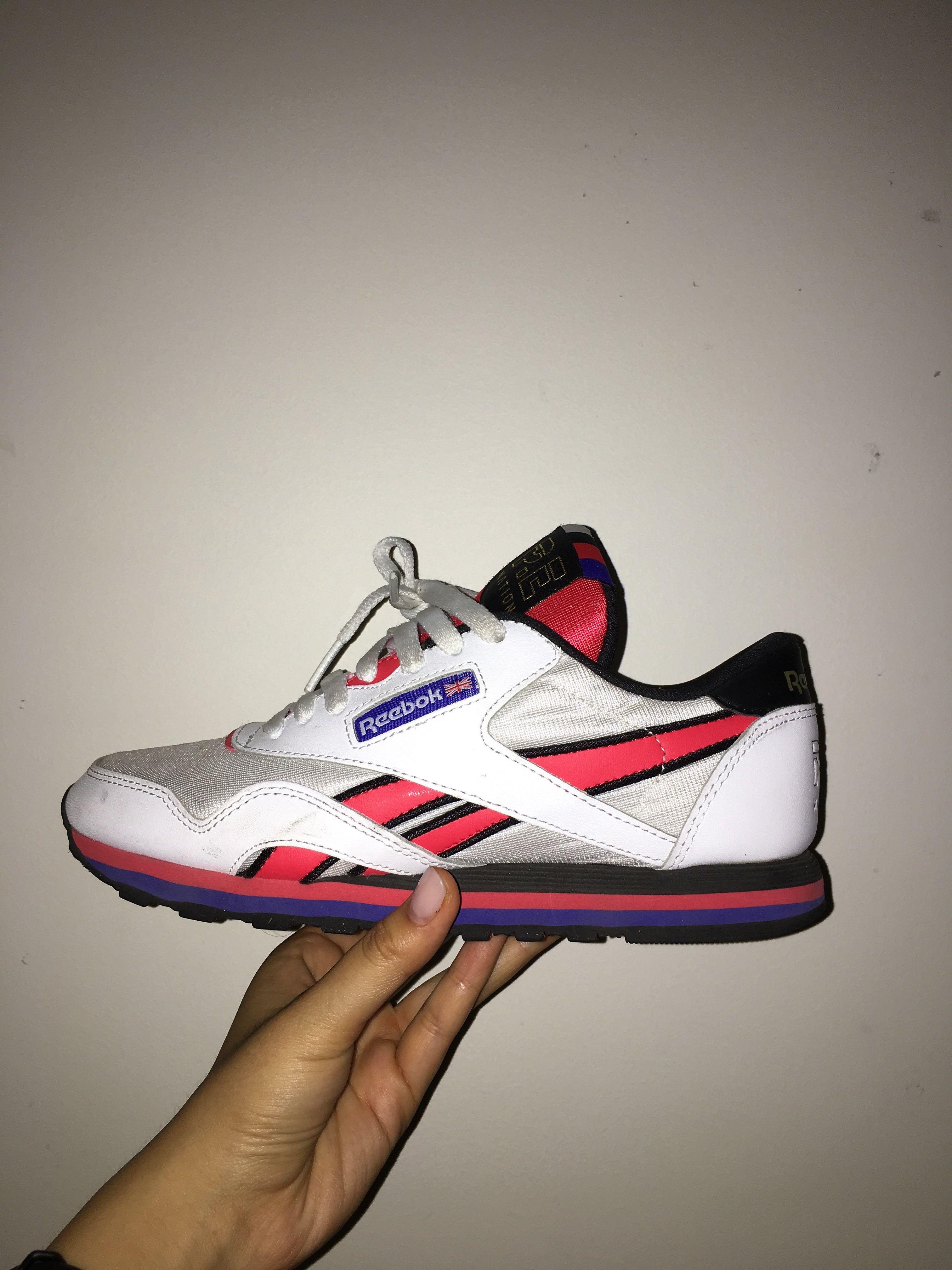 PE Nation x Reebok Sneakers
