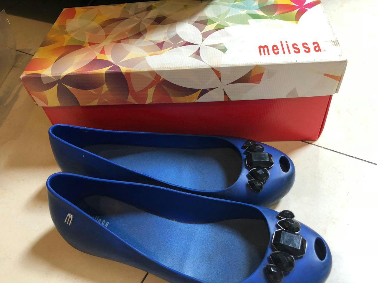 Preloved Sepatu Melissa
