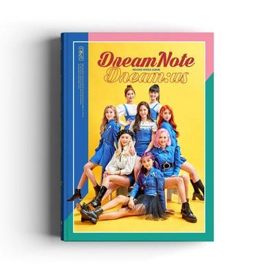 [PREORDER] DreamNote - Dream:Us (2nd Single Album)