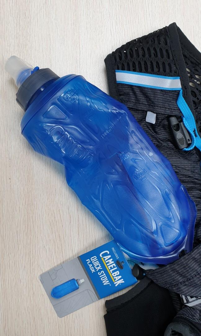 4c8f23b79f Hydration Bag Run/Walk - CamelBak Ultra Pro Vest 34oz Quick Stow Flask (S &  M), Sports, Sports & Games Equipment on Carousell
