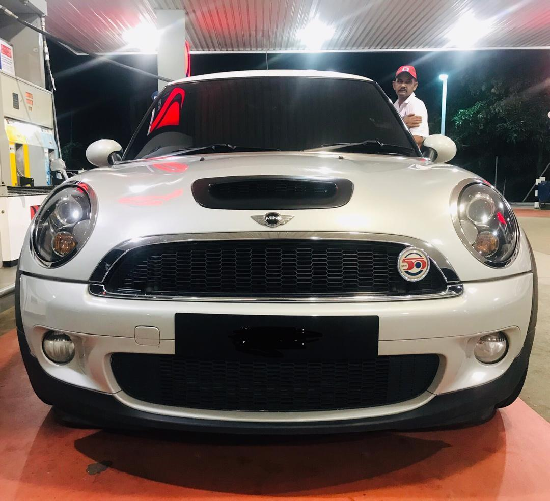 SEWA BELI>>MINI COOPER S TURBO 1.6 AUTO UNITED KINGDOM 2010