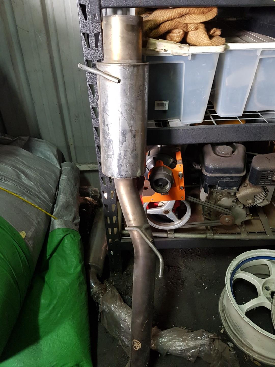 Used apexi exhaust