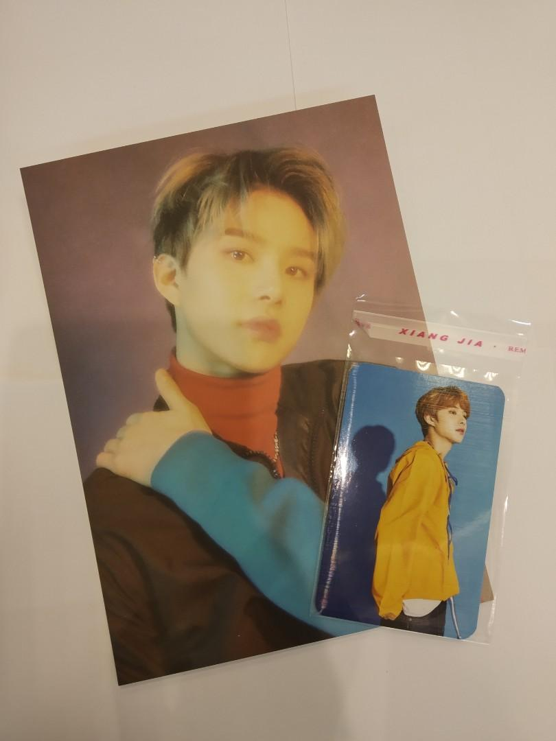 [wts fast!!!] nct2018 empathy postcards wif '19 sg dupes pc