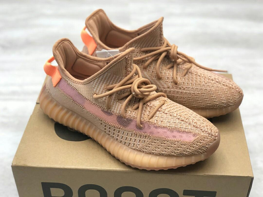 finest selection b1a80 e5d37 Yeezy v350 Clay, Men's Fashion, Footwear, Others on Carousell