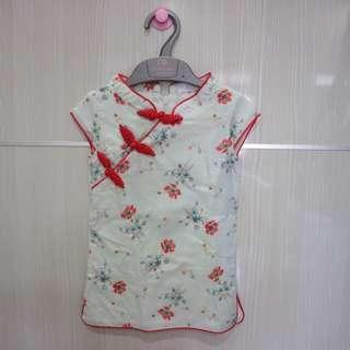 Veyl cheongsam dress