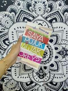 Novel Preloved RM10!