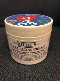 全新Kiehl's契爾氏冰河醣蛋白保濕霜125ml
