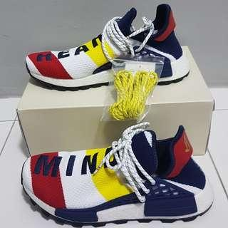 c500f3e81 UK9.5 Adidas Pharrell Williams BBC HU NMD