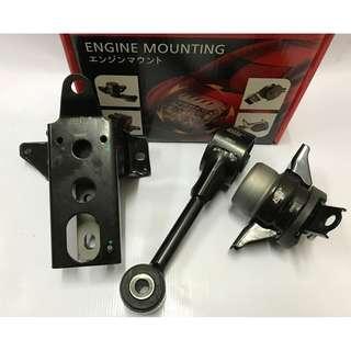 JEB ENGINE MOUNTING