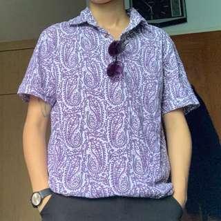 Vacation Batik Polo