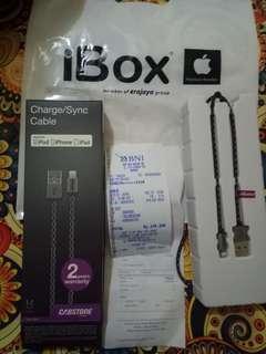 Charger iphone ori