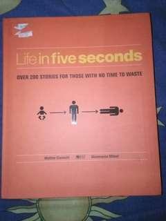[Buku Import] Life in five seconds