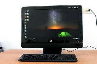 HP all - in - One PC